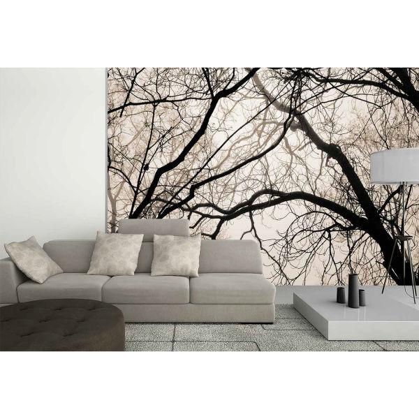 Ağaçların Dansı Poster Duvar Kağıdı