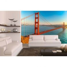 Golden Gate Bridge Poster Wall Paper