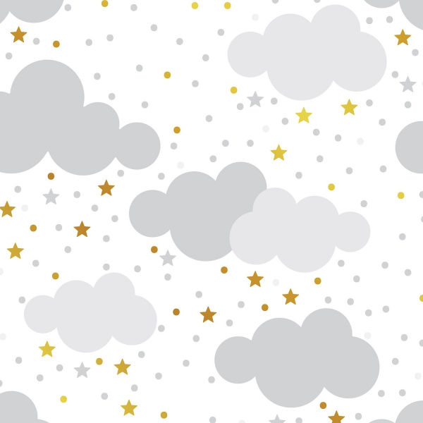Gri Gökyüzü Duvar Kağıdı