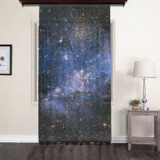 K-Pax Space Tulle Curtain
