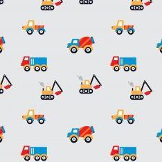 Trucks Wall Paper