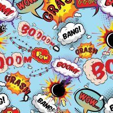 Pop-Comic 2 Duvar Kağıdı