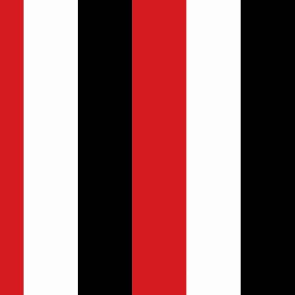 Siyah-Kırmızı Çizgiler Duvar Kağıdı