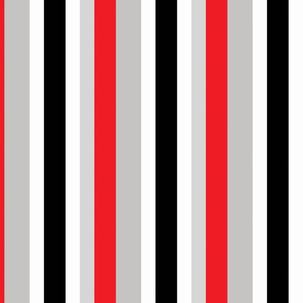 Siyah-Kırmızı-Gri Çizgiler Duvar Kağıdı