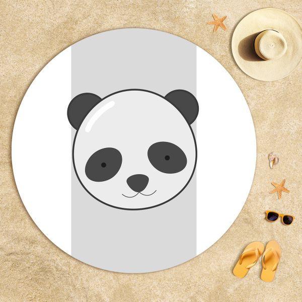 Cipcici Panda Plaj Havlusu