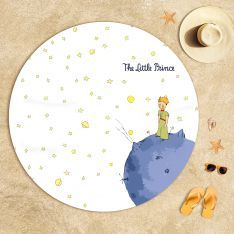 Cipcici Theatre Little Prince Model 2 Beach Towel