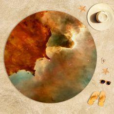 Nebula Carina Plaj Havlusu