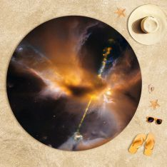 Nebulanın Kılıcı Plaj Havlusu