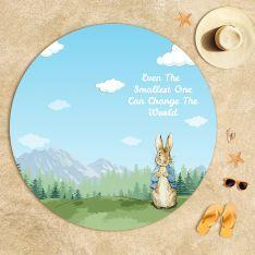 Peter Rabbit Plaj Havlusu