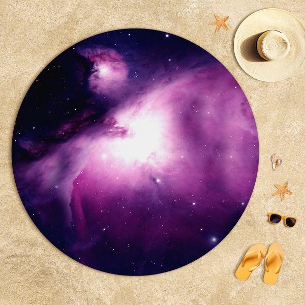 Yıldız Geçidi Uzay Plaj Havlusu