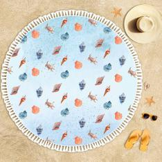 Seashell Beach Towel