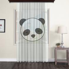 Cipcici Panda Tül Perde