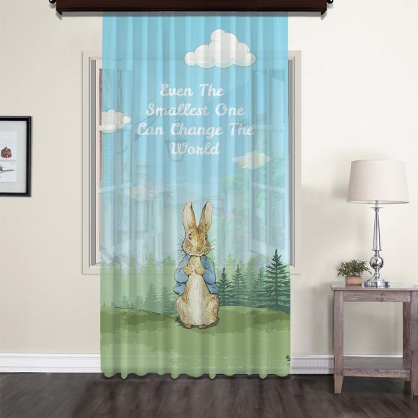 Peter Rabbit Tül Perde