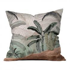 Tropical Trees and Sepia Chameleon Model 2 Pillow