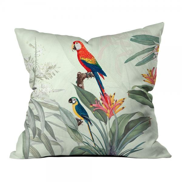 Tropikal Papağanlar Model 2 Kırlent