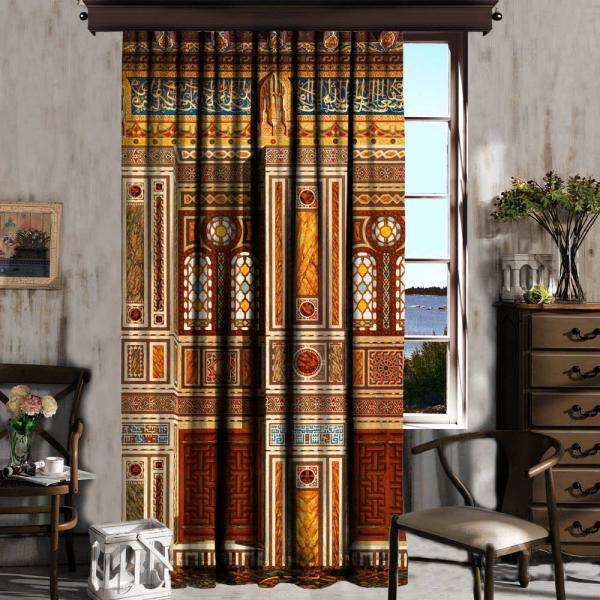 Al Burdayni Cami 17.YY Panel 2 240 CM Outlet Ürün