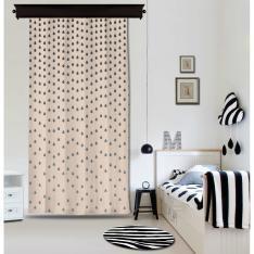 Powder Droplets Panel Curtain By İmren Gürsoy