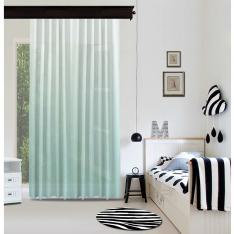 Mete Blue Tulle Curtain By İmren Gürsoy