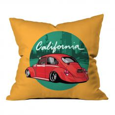 Classic Cars Pillow