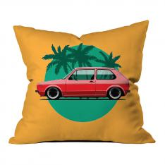 Classic Cars Model 2 Pillow