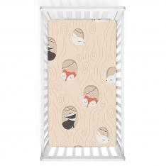 Tree House Baby Bed Cover