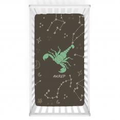 Scorpio Baby Bed Cover