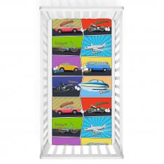 Vehicle Composition Baby Bed Cover