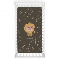 Leo Baby Bed Cover