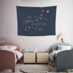 Baby Sleeping Wall Spread