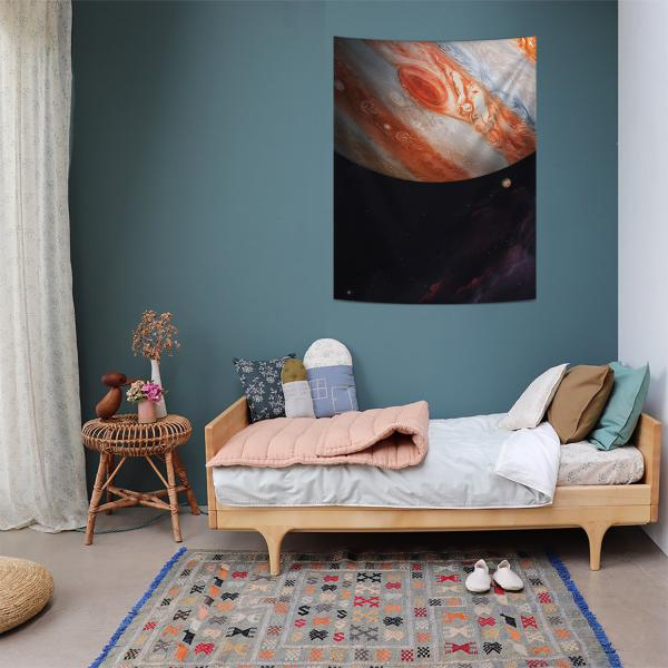 Jüpiter Atmosferi Duvar Örtüsü