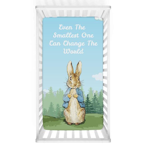 Peter Rabbit Bebek Yatak Örtüsü