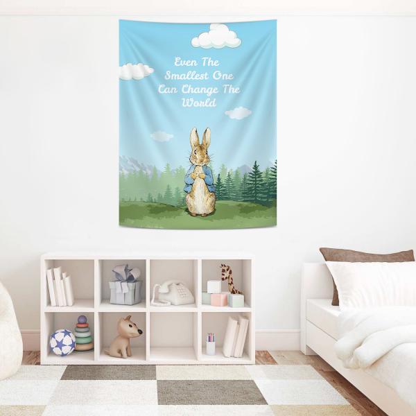 Peter Rabbit Duvar Örtüsü