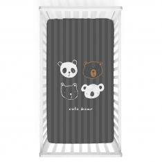 Cute Bear Baby Bed Cover