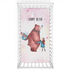 Cute Friends Baby Bed Cover