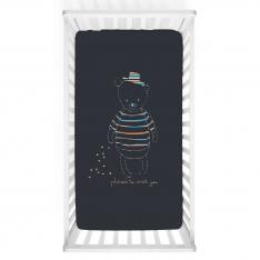 Teddy Bear Baby Bed Cover