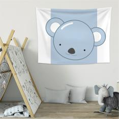 Cipcici Koala Duvar Örtüsü