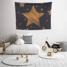 Star İn My Dreams Model 2 Wall Spread