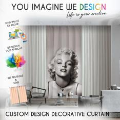 Custom Decorative Curtain