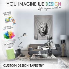 Custom Design Tapestry