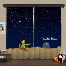 Antiviral Cipcici Theatre Little Prince 2 Panel Curtain