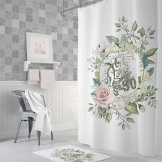 Cipcici Angel Shower Curtain