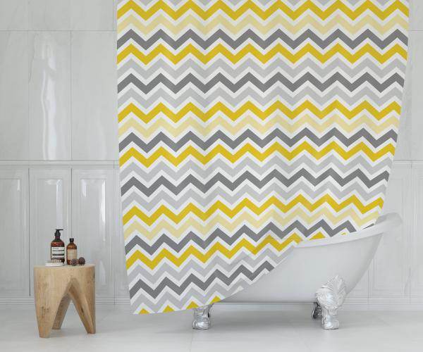 Cipcici Corner Play Shower Curtain