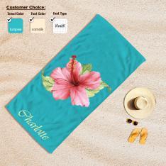 Cipcici Figured Customized Baech towel