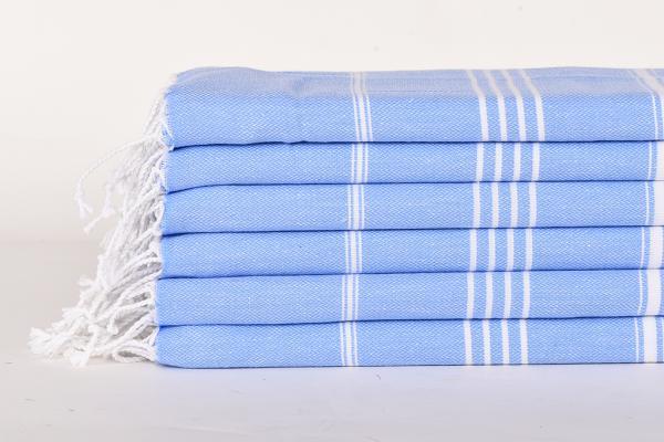 Aypare Peştemal-Açık Mavi