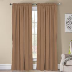 Frenk ''Single Panel'' Decorative Curtain-Beige