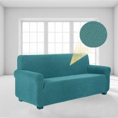 Stretch Elastic Lycra Sofa-Armchair Cover-Mint Green